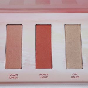 Wander Beauty - Blush & Highlighter Palette, New